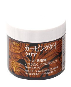 <ぺースト染料>カービングダイクリア<80g>