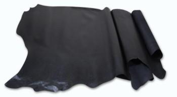 牛色革エンボスレザー(黒)