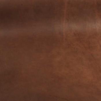 LCアメリカンオイルレザー(焦茶)裁ち革3646
