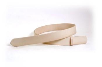 LCサドルレザー・スタンダードベルト・40L 長さ130cm<巾4.0cm(3.9cm実寸巾)>
