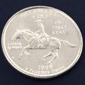 デラウェア州クウォーターニッケルコイン