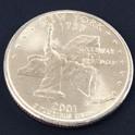ニューヨーク州クウォーターニッケルコイン