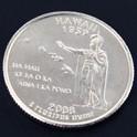 ハワイ州クウォーターニッケルコイン