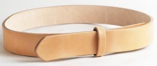 LCベンズグレーズドベルト(無地)・30L 長さ130cm<巾3.0cm(2.9cm実寸巾)>