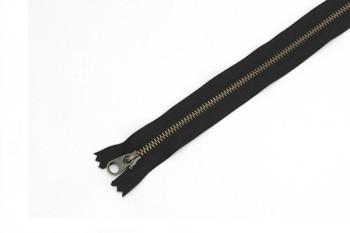 ファスナー4号(30cm)金具アンティック