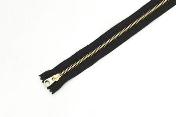 ファスナー4号(50cm)金具ゴールド