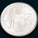 マサチューセッツ州クウォーターニッケルコイン