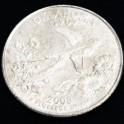 オクラホマ州クウォーターニッケルコイン