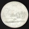 ミネソタ州クウォーターニッケルコイン