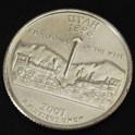 ユタ州クウォーターニッケルコイン